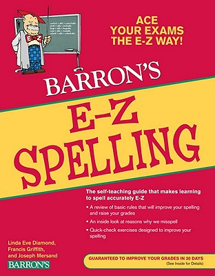 E-Z Spelling By Griffith, Francis/ Mersand, Joseph